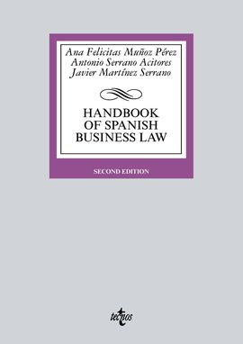HANDBOOK OF SPANISH BUSINESS LAW
