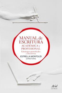 DESCARGAR MANUAL DE ESCRITURA ACADEMICA Y PROFESIONAL