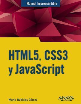 DESCARGAR HTML5, CSS3 Y JAVASCRIPT