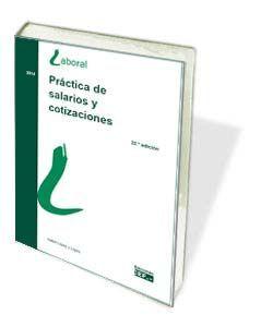 DESCARGAR PRÁCTICA DE SALARIOS Y COTIZACIONES (24ª ED. 2016)