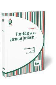 DESCARGAR FISCALIDAD DE LAS PERSONAS JURIDICAS 6'ED