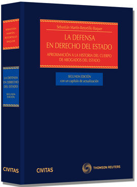 DESCARGAR LA DEFENSA EN DERECHO DEL ESTADO (PAPEL + E-BOOK)