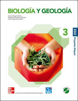 DESCARGAR BIOLOGÍA Y GEOLOGÍA. 3º ESO. (C.VALENCIANA)