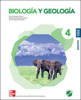 DESCARGAR BIOLOGIA Y GEOLOGIA - 4º ESO (MADRID)