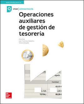 DESCARGAR OPERACIONES AUXILIARES DE GESTION DE TESORERIA. LIBRO ALUMNO