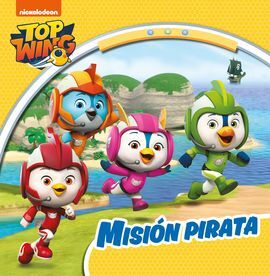 TOP WING.MISION PIRATA