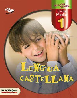 DESCARGAR LENGUA CASTELLANA 1 CM. LIBRO DEL ALUMNO