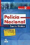 DESCARGAR TEMARIO POLICÍA NACIONAL ESCALA BÁSICA VOLUMEN II
