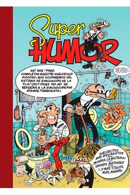 SUPER HUMOR MORTADELO Nº 62