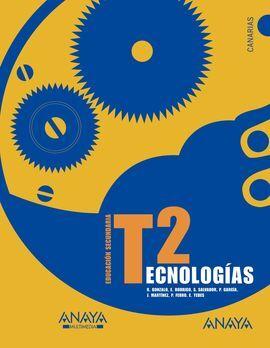 DESCARGAR TECNOLOGÍAS - 2º ESO - CANARIAS