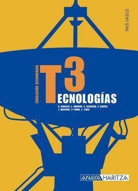 DESCARGAR TECNOLOGÍAS - 3º ESO - PAIS VASCO
