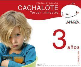 DESCARGAR CACHALOTE - 3 AÑOS - 3º TRIM. - VALENCIA