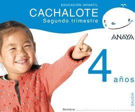 DESCARGAR CACHALOTE - 4 AÑOS - 2º TRIM. - GALICIA
