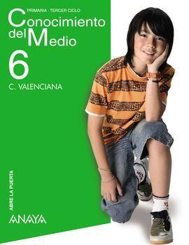 DESCARGAR CONOCIMIENTO DEL MEDIO - 6º ED. PRIM. - COMUNIDAD VALENCIANA