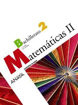 DESCARGAR MATEMÁTICAS II - 2º BACH.