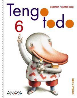 DESCARGAR TENGO TODO 6 - CASTILLA Y LEÓN