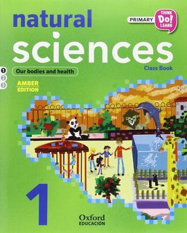 DESCARGAR THINK DO LEARN - NATURAL AND SOCIAL SCIENCE - 1ST PRIMARY - STUDENT'S BOOK + CD PACK MADRID AMBER