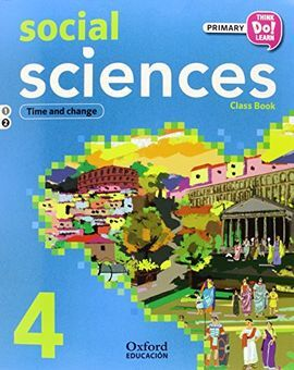 THINK DO LEARN SOCIAL SCIENCE - 4TH PRIMARY - STUDENT'S BOOK - MODULE 2