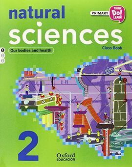 THINK DO LEARN NATURAL SCIENCE - 2ND PRIMARY - STUDENT'S BOOK + CD + STORIES - MODULE 1