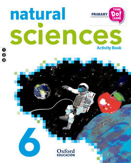 THINK DO LEARN - NATURAL SCIENCE - 6TH PRIMARY - ACTIVITY BOOK PACK