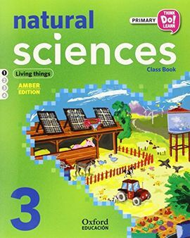 THINK NATURAL SCIENCE - 3º ED. PRIM. - LA PACK/CD AM