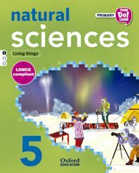 THINK DO LEARN NATURAL SCIENCE - 5TH PRIMARY - STUDENT'S BOOK