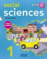THINK DO LEARN SOCIAL SCIENCE - 1ST PRIMARY - STUDENT'S BOOK + CD PACK - AMBER