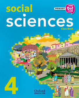 THINK DO LEARN - SOCIAL SCIENCE - 4TH PRIMARY - STUDENT'S BOOK PACK ANDALUCÍA