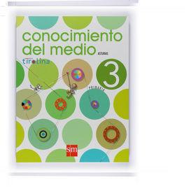 DESCARGAR TIROLINA - CONOCIMIENTO DEL MEDIO - 3º ED. PRIM. - ASTURIAS (2008)