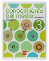 DESCARGAR CONOCIMIENTO DEL MEDIO. 3 PRIMARIA. PROYECTO TIROLINA. COMUNIDAD DE MADRID