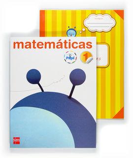 DESCARGAR CONECTA CON PUPI - MATEMATICAS - 1º ED. PRIM