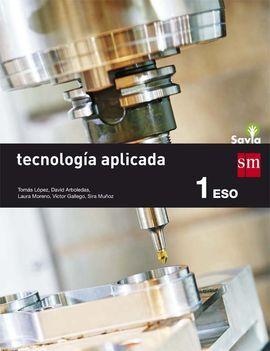 DESCARGAR TECNOLOGÍA APLICADA - 1º ESO - SAVIA (ANDALUCÍA)