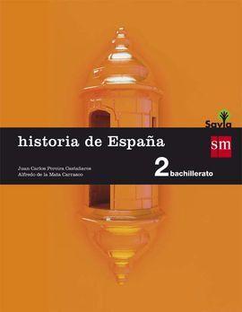 DESCARGAR HISTORIA DE ESPAÑA - 2º BACH. - SAVIA