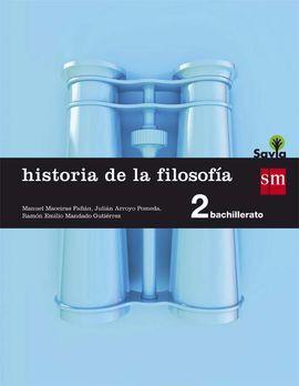 DESCARGAR HISTORIA DE LA FILOSOFÍA - 2º BACH. - SAVIA