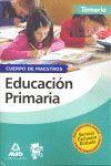 DESCARGAR EDUCACIÓN PRIMARIA. CUERPO DE MAESTROS. TEMARIO