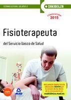 DESCARGAR FISIOTERAPEUTA DE OSAKIDETZA-SERVICIO VASCO DE SALUD. TEMARIO GENERAL VOLUMEN 2