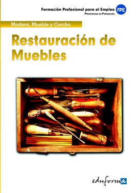 Restauraci n de muebles librer a online troa comprar libro - Restauracion muebles zaragoza ...