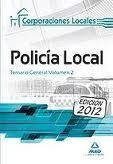 DESCARGAR TEMARIO GENERAL II POLICIA LOCAL CORPORACIONES LOCALES