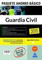 DESCARGAR PACK GUARDIA CIVIL BASICO 2015 (4 LIBROS)