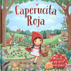 CAPERUCITA ROJA (LIBRO POP-UP)