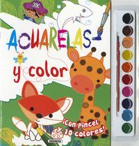 ACUARELAS Y COLOR