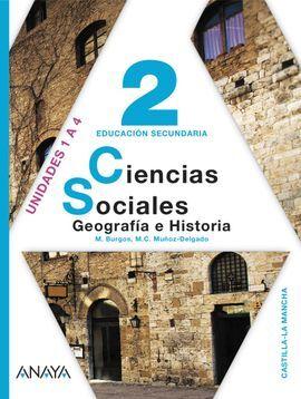 DESCARGAR GEOGRAFÍA E HISTORIA - 2º ESO - CASTILLA-LA MANCHA
