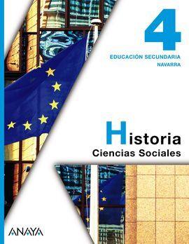 DESCARGAR HISTORIA - 4º ESO - NAVARRA