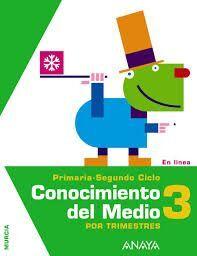 DESCARGAR CONOCIMIENTO DEL MEDIO - 3º ED. PRIM. - CAXTON