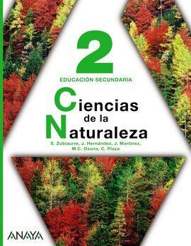 DESCARGAR CIENCIAS DE LA NATURALEZA - 2º ESO