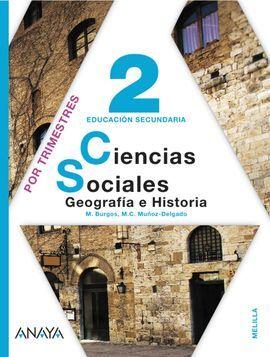 DESCARGAR GEOGRAFÍA E HISTORIA - 2º ESO - MELILLA