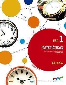 DESCARGAR MATEMÁTICAS - 1º ESO