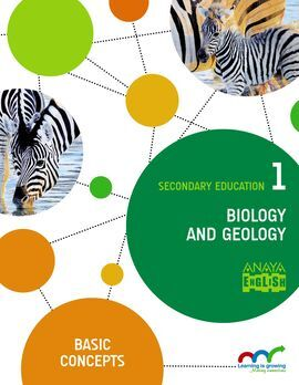 BIOLOGY & GEOLOGY - 1º ESO - BASIC CONCEPTS.