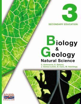 BIOLOGY AND GEOLOGY - 3º ESO