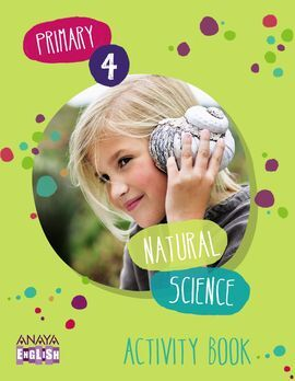 NATURAL SCIENCE - 4º ED. PRIM. - ACTIVITY BOOK